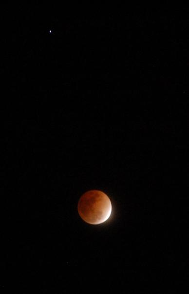February 20th, 2008 Lunar Eclipse
